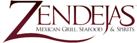Zendejas Mexican Restaurant in Rancho Cucamonga | Mexican Grill Logo